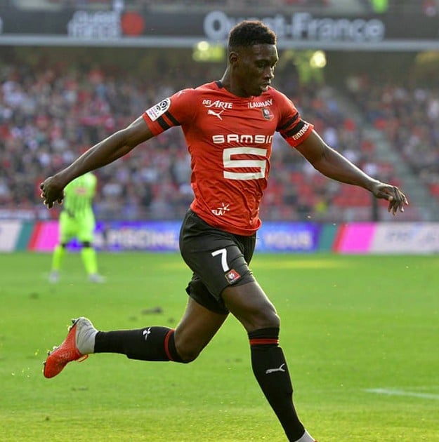 Ismaila Sarr Body Measurement, Height, Weight