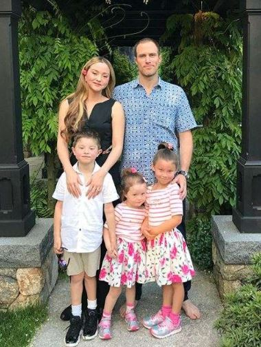 James Bailey Wife, Devon Aoki, Children, Family