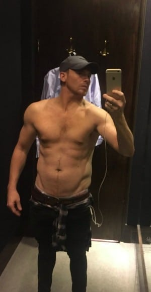 Joe Swash Body Measurement, Height, Weight