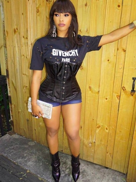 Joseline Hernandez Body Size, Height, Weight