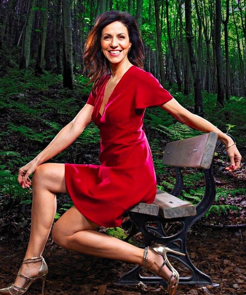 Julia Bradbury Career, Income, Salary