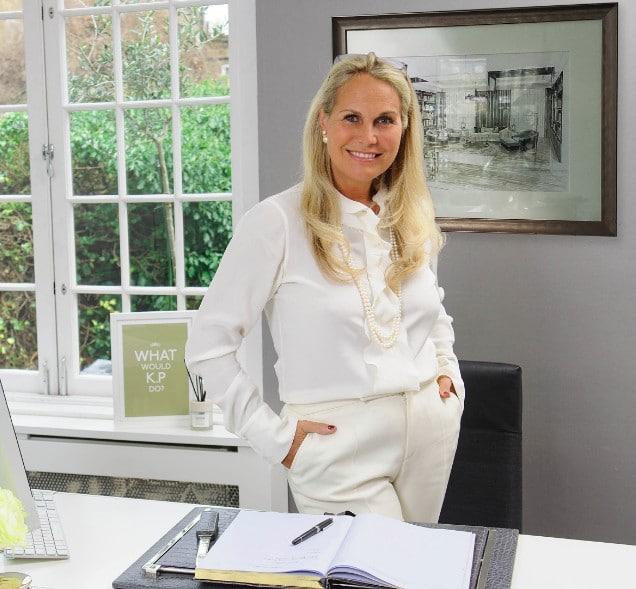 Katharine Pooley Career, Income, Salary