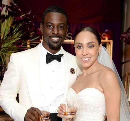 Lance Gross Married, Wife, Rebecca