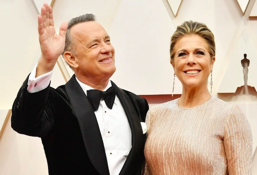 Rita Wilson Relationship, Married, Husband