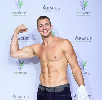 Rob Gronkowski Body Measurement, Height, Weight