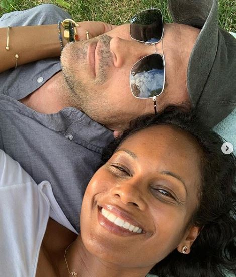 Robinne Lee Married, Husband