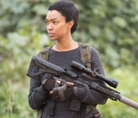 Sonequa Martin-Green Actress, Net Worth