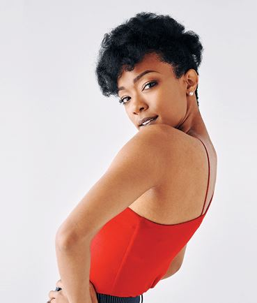 Sonequa Martin-Green Model, Actress, Net Worth