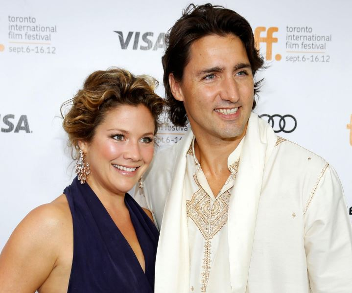Sophie Grégoire Trudeau Net Worth, Salary, Income