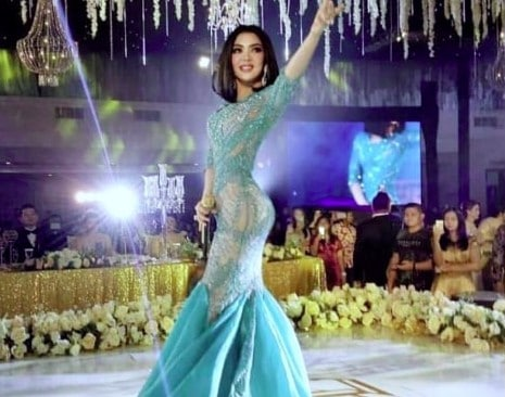 Syahrini Body Size, Height, Weight