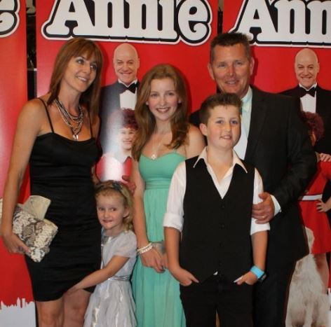 Tom Burlinson Married, Family, Children
