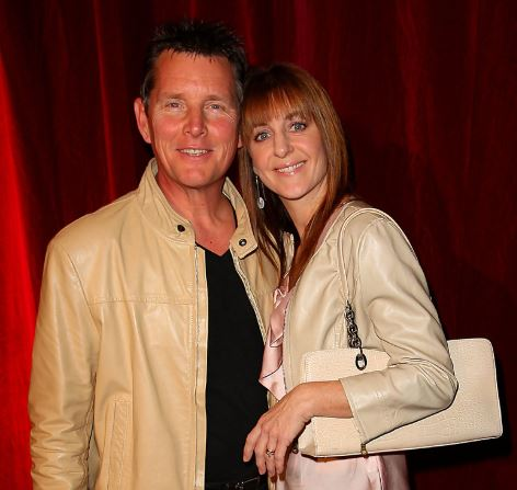 Tom Burlinson Married, Wife, Mandy Carnie Burlinson