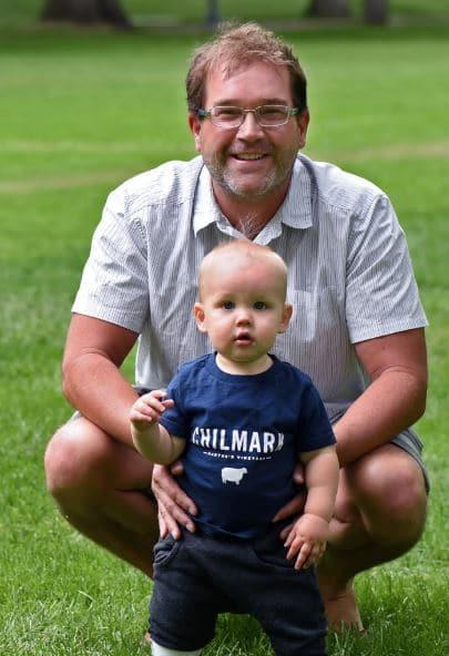 Zeb Hogan Children, Son, Family