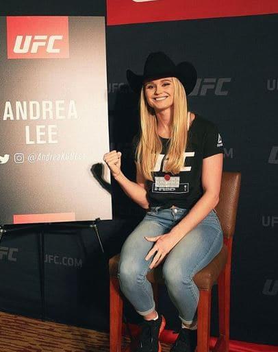 Andrea Lee MMA, Boxer, Net Worth