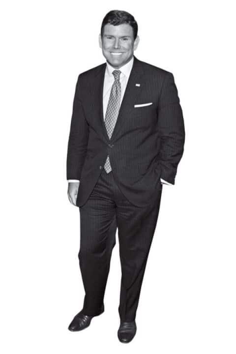 Bret Baier Height Weight Size