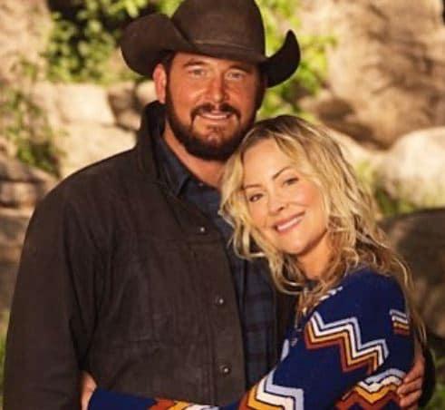 Cynthia Daniel Married, Husband, Cole Hauser