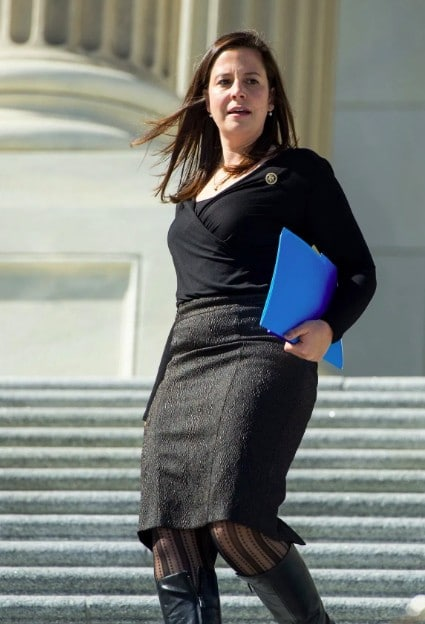 Elise Stefanik Body Size, Height, Weight