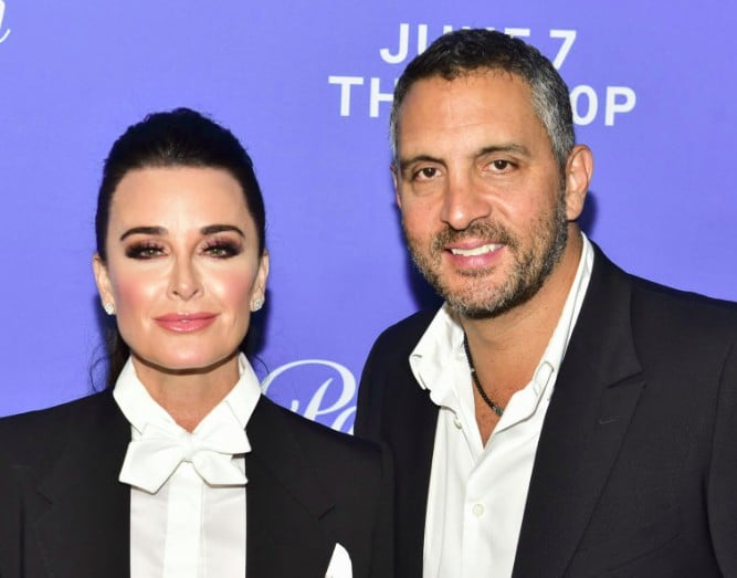 Kyle Richards Relationship, Married, Husband