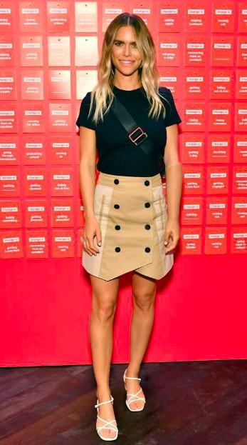 Lauren Scruggs Body Size, Height, Weight