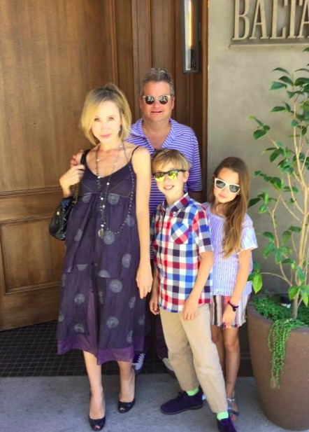 Lisa Breckenridge Relationship, Married, Husband