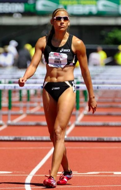 Lolo Jones Body Size, Height, Weight