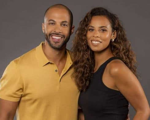 Marvin Humes Married, Wife, Rochelle Humes