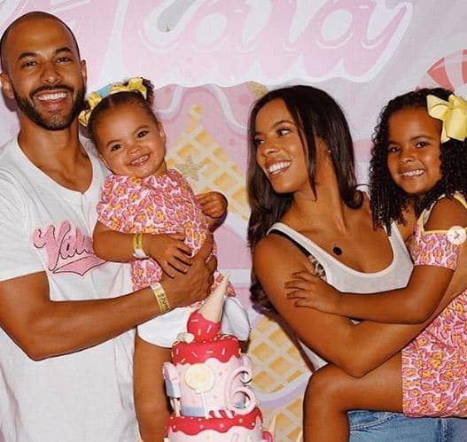 Marvin Humes Parent, Children, Wife