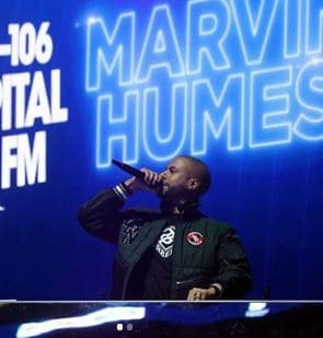 Marvin Humes Podcast, Presenter, Journalist