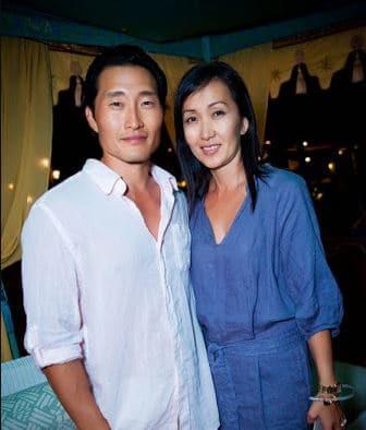 Mia Dae Kim Married, Husband, Daniel Dae Kim