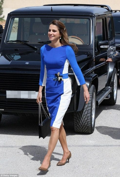 Queen Rania Net Worth, Salary, Income