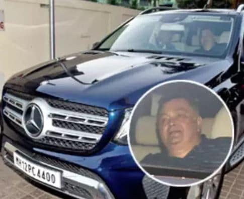 Rishi Kapoor owned numerous Mercedes cars