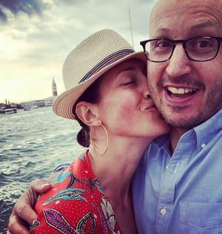 Roger Bennett Married, Wife, Vanessa