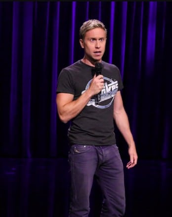 Russell Howard Body Measurement, Height, Weight