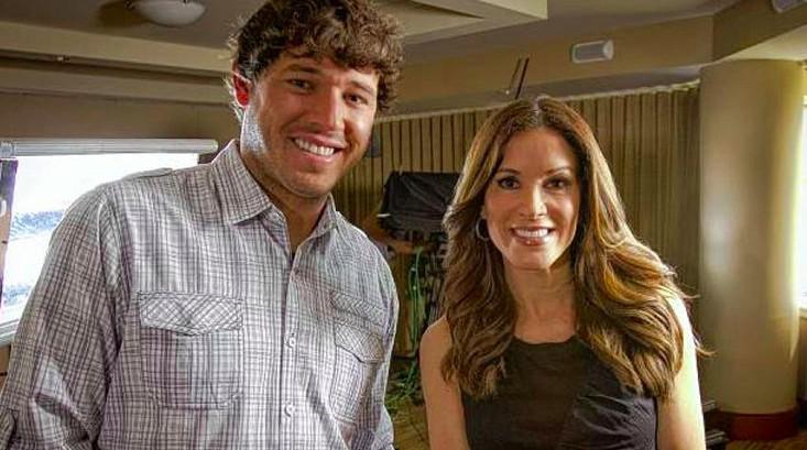 Sam Ryan Relationship, Husband, Married
