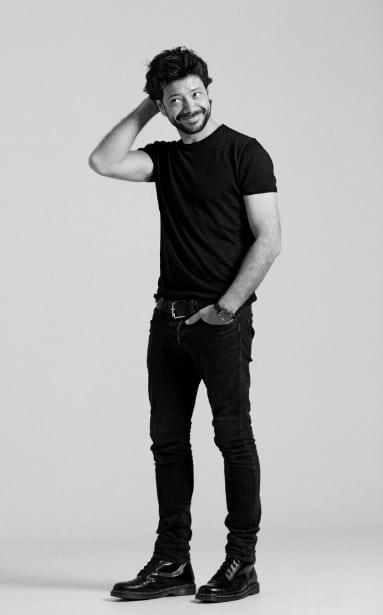 Alvaro Morte Body Measurement, Height, Weight