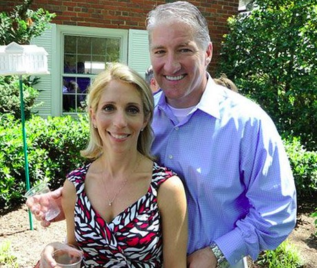 Dana Bash Relationship, Married, Divorce