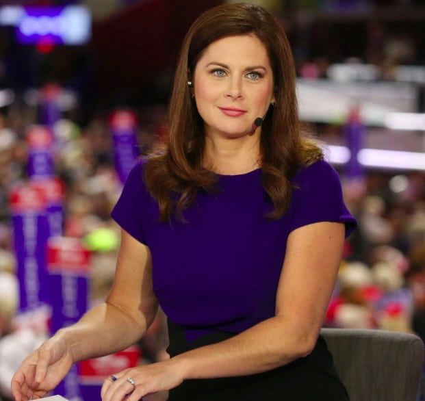 Erin Burnett Career, Income, Salary