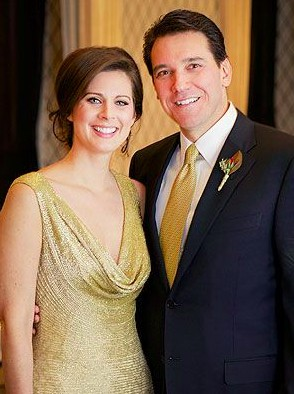 Erin Burnett Relationship, Married, Husband