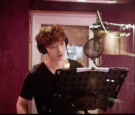 Lay Zhang Singer, Actor