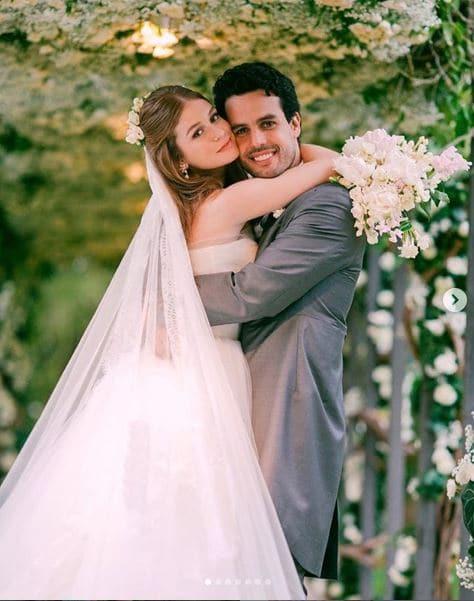Marina Ruy Barbosa Married Husband Children