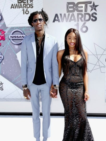 Young Thug Relationship, Engagement, Finacee