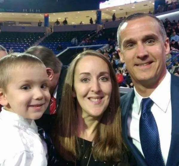 Alison Lewandowski Married, Husband, Corey Lewandowski