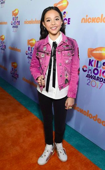 Breanna Yde Body Size, Height, Weight