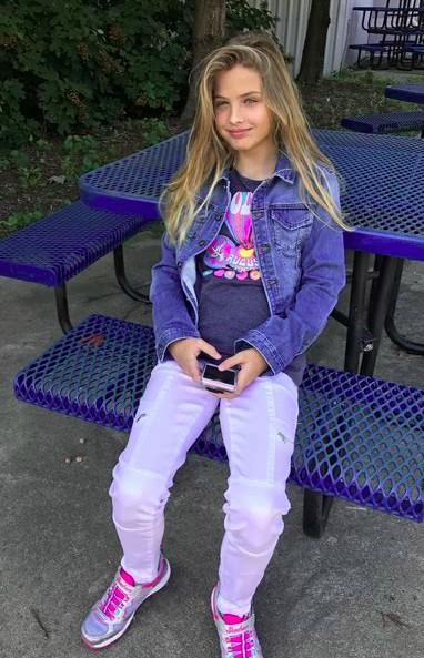 Dannielynn Birkhead Body Size, Height, Weight