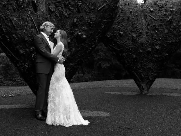 Eliza Dushku Married, Husband, Peter Palandjian