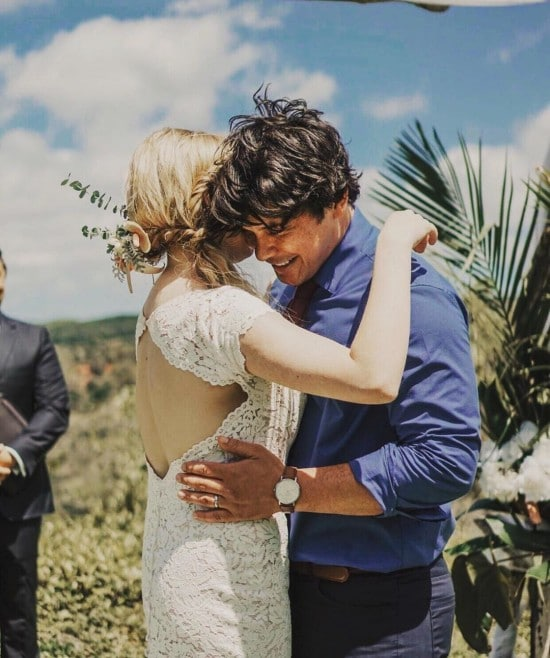 Eliza Taylor Married, Husband, Bob Morley