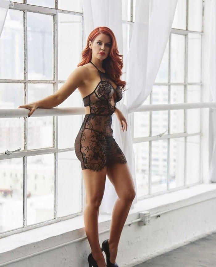 Jessa Hinton Height, Weight, Body Measurements