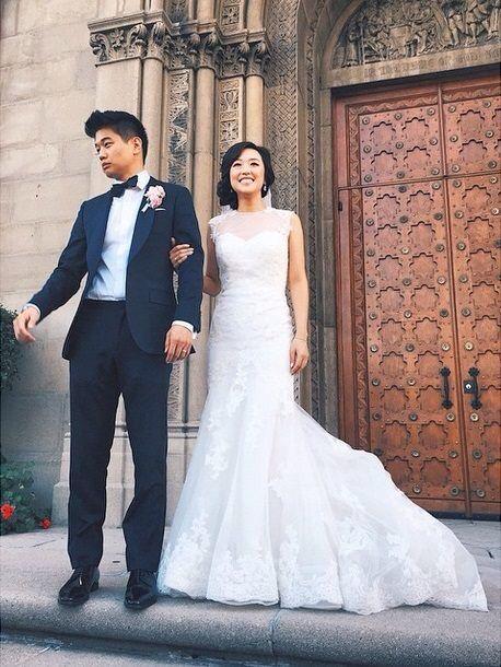 Ki Hong Lee Married, Wife, Hayoung Choi