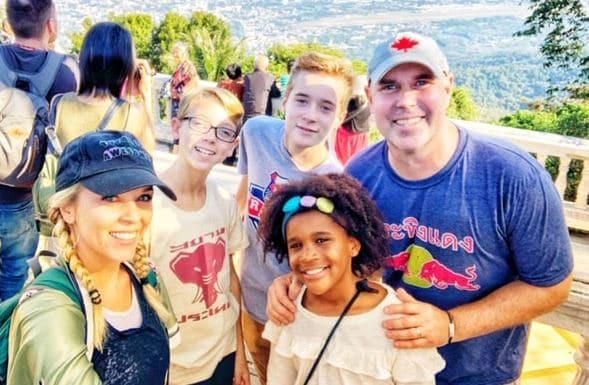 Kortney Wilson Family, Children, Daughter, Son