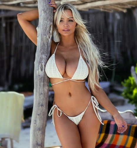 Lindsey Pelas Body Size, Height, Weight